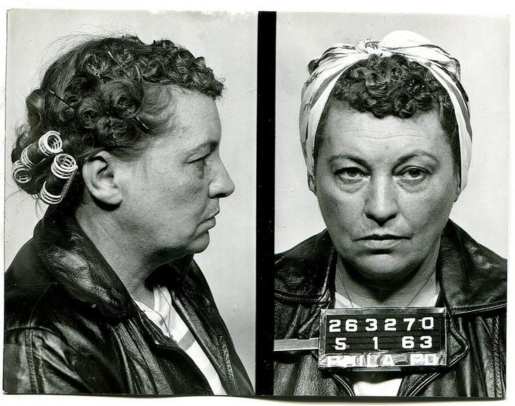 Best Vintage Mug Shots Images On Pinterest Mug Shots Mugs - 15 vintage bad girl mugshots from between the 1940s and 1960s