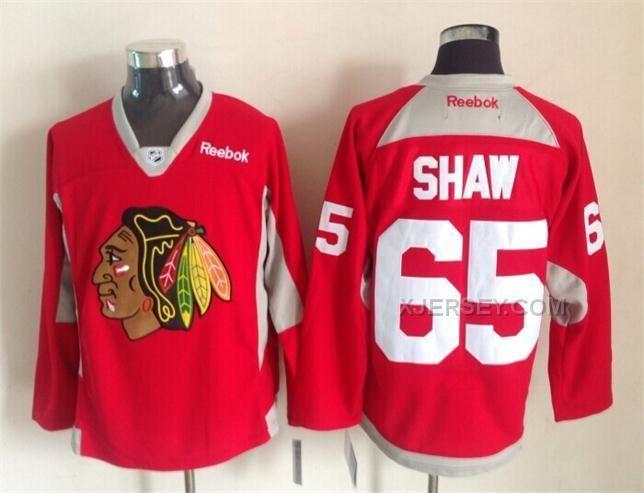 http://www.xjersey.com/blackhawks-65-shaw-red-practice-reebok-jerseys.html BLACKHAWKS 65 SHAW RED PRACTICE REEBOK JERSEYS Only $50.00 , Free Shipping!