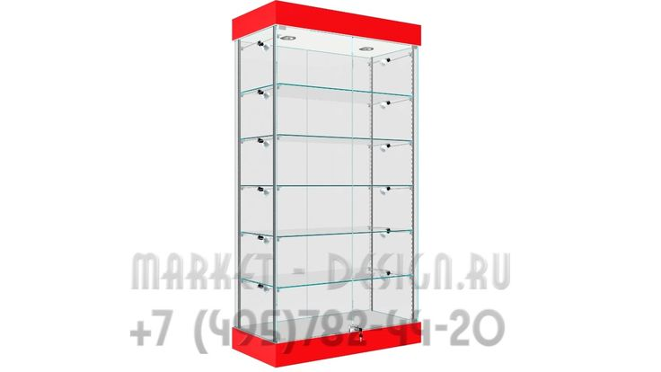 витрины шкафы для магазинов