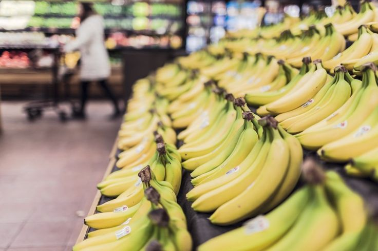 #Bananas are so carbohydrate dense, they'll help to prevent muscle breakdown and increase your energy. They are a fantastic source of potassium, which helps your muscles work correctly and, best of all, they're easy to carry with you to eat before or after your workouts.  #Muscle #Building #Food That Might Surprise You - Toat