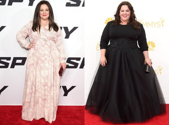 Melissa Mccarthy Reveals Weight Loss Secret After Showing