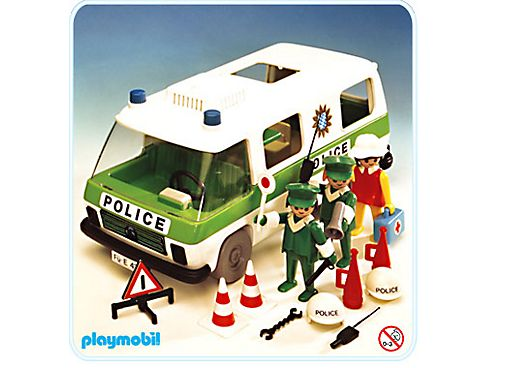 Camion Police