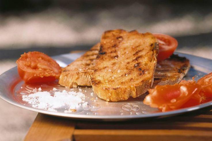 Kijk wat een lekker recept ik heb gevonden op Allerhande! Spaans brood met tomaat en knoflook