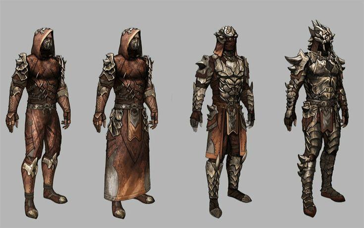Morag Tong Armor Elder Scrolls Online