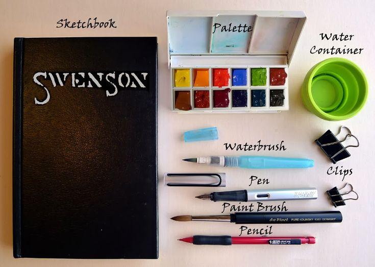 Brenda Swenson: K.I.S.S. (Keep It Simple Supplies)