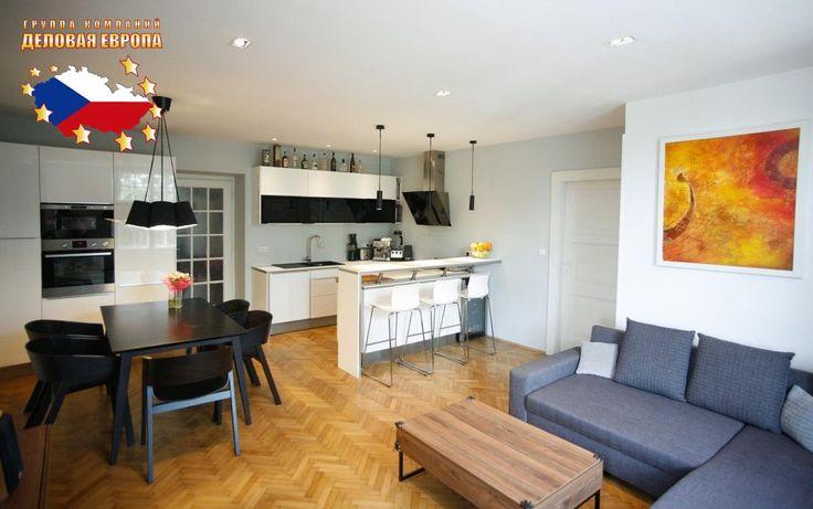 Недвижимость в Чехии: Продажа квартиры 3+КК, Прага 7 - Голешовице, 255 000 € http://portal-eu.ru/kvartiry/3-komn/3+kk/realty199  Предлагается на продажу квартира 3+КК площадью 90 кв.м с лоджией в районе Прага 7 – Голешовице стоимостью 255 000 евро. Квартира находится на 3 этаже дома с лифтом. Квартира была полностью реконструирована в 2012 году и оборудована всем необходимым. Имеются кухня, гостиная, совмещенный санузел и спальная комната. Гостиная совмещена с кухней, которая оборудована…