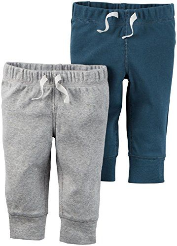 Carters Unisex Baby Bottoms Heather 9 Months -- You can find out more details at the link of the image.Note:It is affiliate link to Amazon.