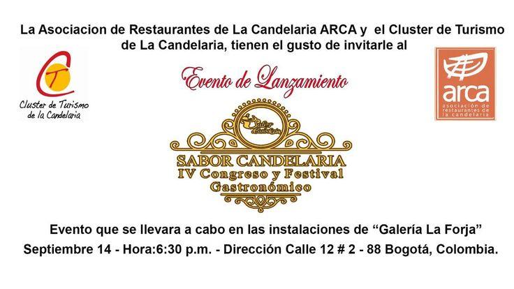Cluster Turístico de La Candelaria. #EncontrasteLaCandelaria #SaborCandelaria #SaborColombia 🍽️