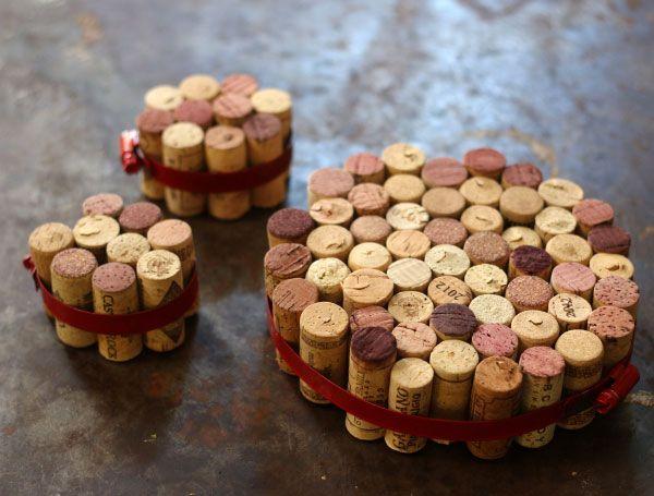 20 façons créatives de réutiliser des bouchons de liège