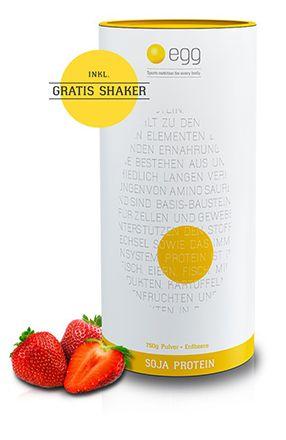 Natürliches 97% Soja Protein für den gesunden Muskelaufbau bestellen | egg.de