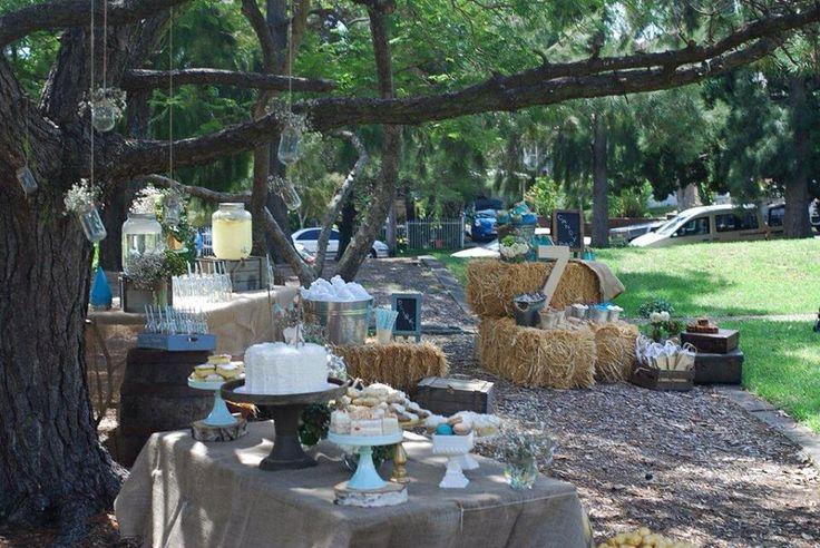 Rustic Farm Birthday styled by Sweet Soirees (www.sweet-soirees.com.au)