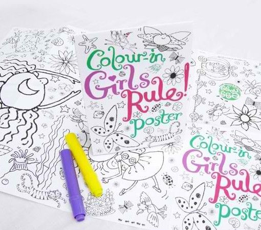 Eggnogg Colour-in Posters $4.95  www.pennyfarthingkids.com.au #pennyfarthingkids #kids #babies #craft #fun #parties #eggnogg