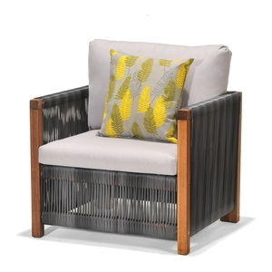 Gymea Modular Chair with Arms | Patio by Jamie Durie exclusive to BIG W | $198
