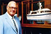 A Tribute to Art DeFever DeFever Trawlers for sale with trawler listings.