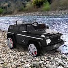 12V MP3 Kids Ride On Truck Car Remote Control  Battery Power Wheels W/LED Lights