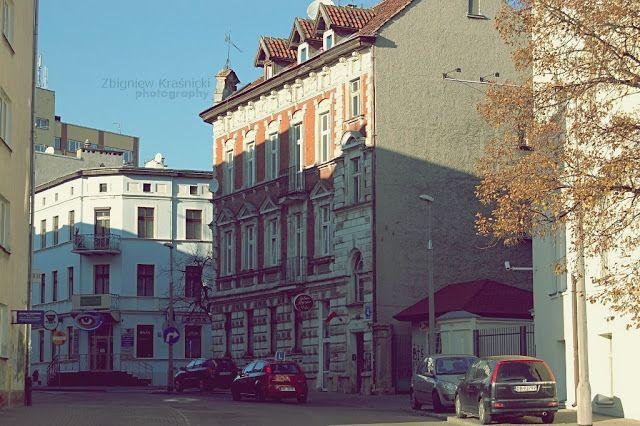 Olsztyńskie kamienice | Foto & Blog: ul. Mrongowiusza 4