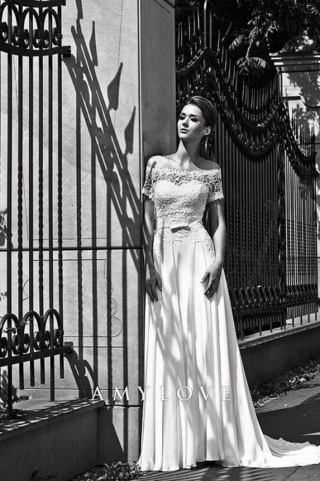 Suknia ślubna Grey / Kolekcja Amy Love Bridal 2015