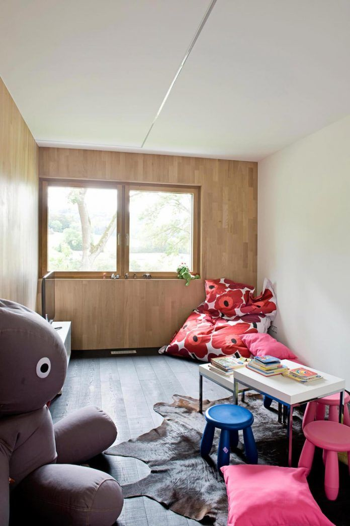Highly energy efficient wood house by Massive Passive - CAANdesign   Architecture and home design blog