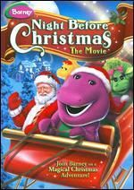 Barney: Night Before Christmas – The Movie [With Color and Activity Book] DVD