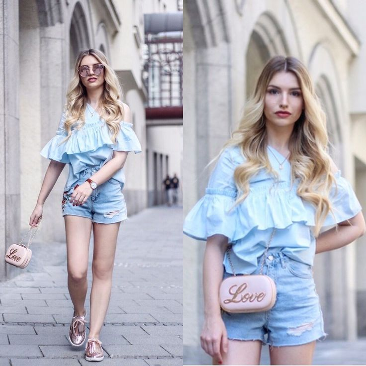Summer in the city <3   #fashion #ootd #street #streetstyle #ruffles #topshop #bomber #denim #cozy #spring #rippedjeans #look #style #summer #summer17 #2017 #sommer #munich #german #germany #germanbloggers #blogger_de #hairstyle #pastellook #blue #metallic #lightpink #colors #pastel #funny #layers #shoes #sunnies #cuteness #instagram #hairstyle #cool #blonde #girl #pink #gold #layers #layering #glasses #strolling #sunglasses #sneakers #walking #walk