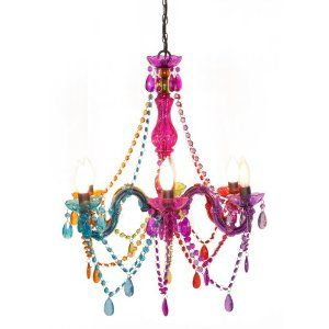 $124 Molly N. Me Multi Chandelier - possible alternative to sold out Urban Outfitters gypsy chandelier.
