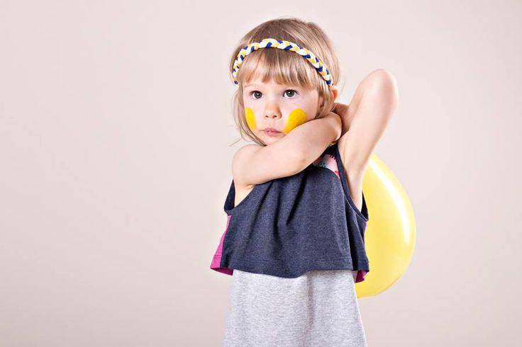 #kids #dress #summerdress #littlesophie #littlesophiepl #cotton #balloon #baby #handmade #summer #forkids