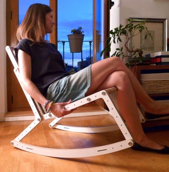 XXL rocking chair. Redo-me.  One kit, endless possibilities.