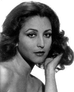 Angélica María - nombre Maria de los Angeles Hartman Ortiz