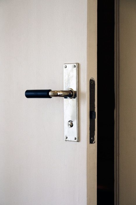 Dörrhandtag WC