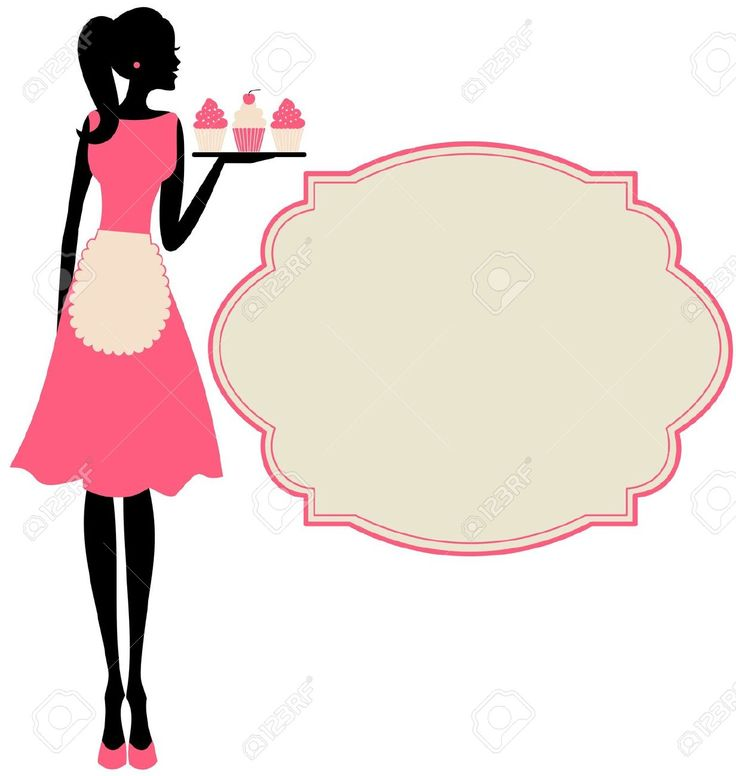Woman Apron Cliparts, Stock Vector And Royalty Free Woman Apron ...