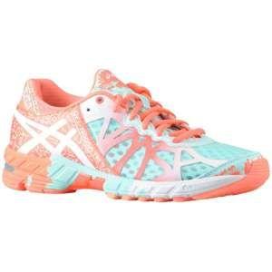 ASICS� Gel - Noosa Tri 9 - Women\u0027s - Teaberry/Mint/Sunny Lime � Asics  Running ShoesAsics ...