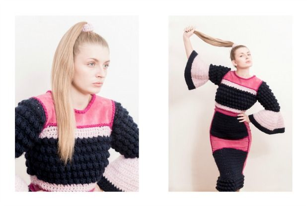 Fancy wearing your own granny square crochet dress? | Plymouth Herald
