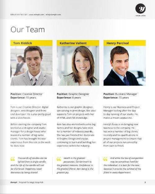 122 best business proposals images on pinterest proposal