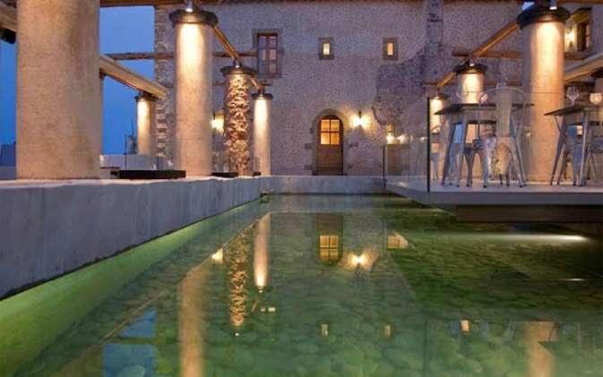 KINSTERNA Hotel & Spa  Monemvasia Peloponnese