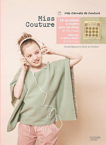 Nouveau livre de patrons pour les 8-14 ans. Ouf! - Club Couture Louismarine
