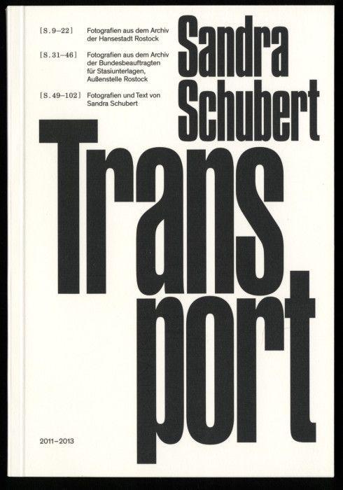 Sandra Schubert – Transport