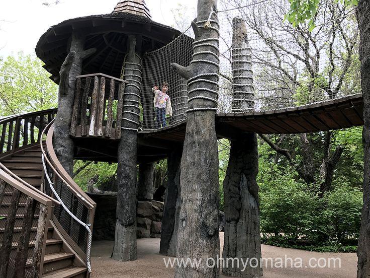 Things to see and do in Wichita, Kansas, including visiting Botanica Wichita's children's garden