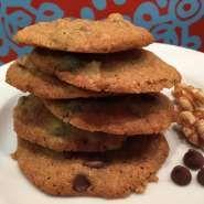 Auténticas cookies americanas
