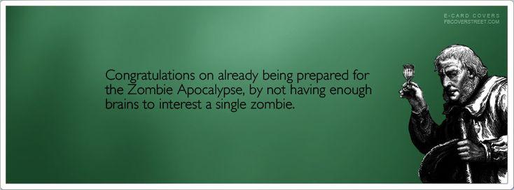 Funny Zombie Pictures � 15 Pics