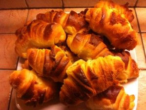 Croissants ( Thermomix)