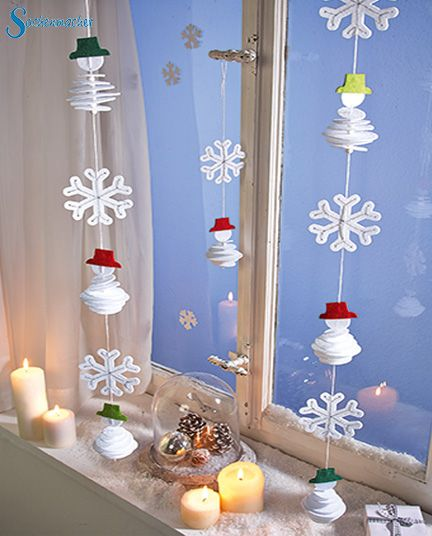 1293 best basteln mit kindern crafts for kids images on - Basteln winter kindergarten ...
