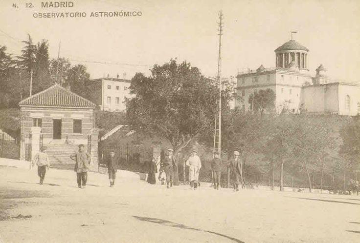 Observatorio Central Meteorológico de Madrid