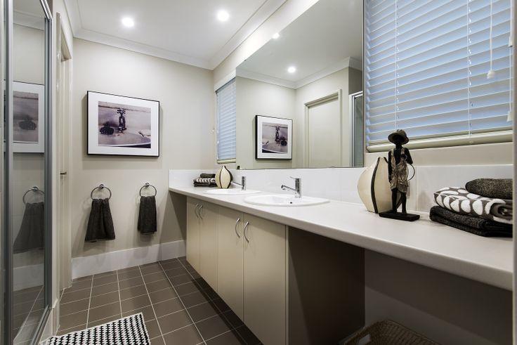 Homebuyers Centre - Liberty Display Home Bathroom