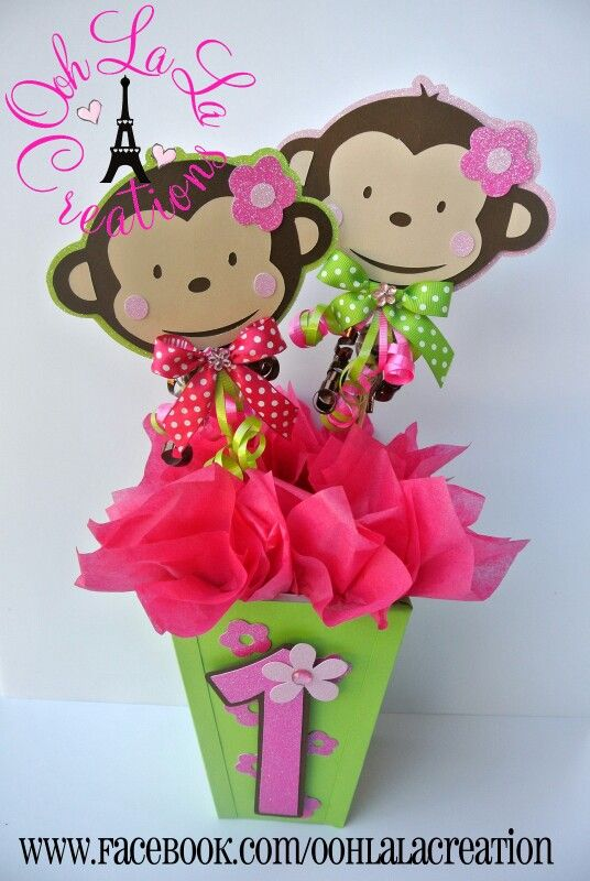 Images about monkey party ideas on pinterest