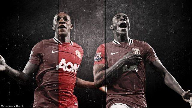 Danny Welbeck Manchester United Wallpapers HD