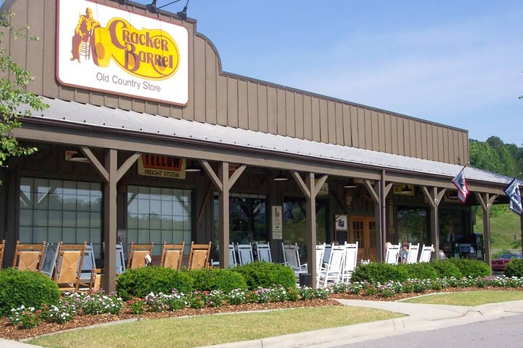The Larson Lingo: An Ode to Cracker Barrel ~ Recipes for peach cobbler, biscuits and hashbrown casserole.