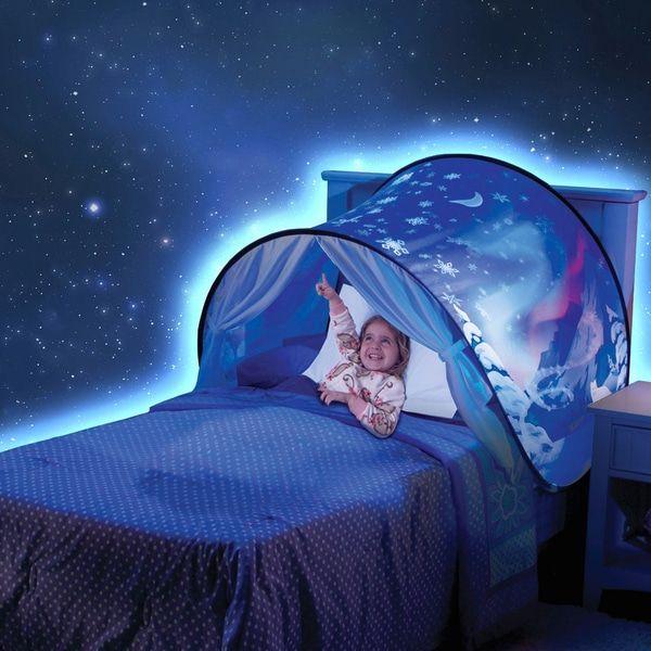 smyths pop up bed tent