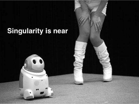 Magyarországon+2013-ban+jelent+meg+Ray+Kurzweil:+A+Szingularitás+küszöbén+című+könyve,+ami+az+egyik+alapmű,+ami+a+mesterséges+intelligencia+ébredéséről+és+az+emberiség+közeli+jövőjéről+szól.  Részletesen+taglalja+a+ma+trendnek+számító+transzhumanizmust,+a+nanotechnológiát+és+a+mesterséges…
