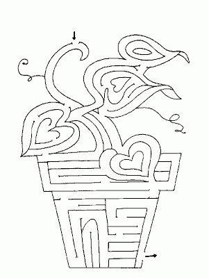 Passatempos    Divertivos: Labirinto