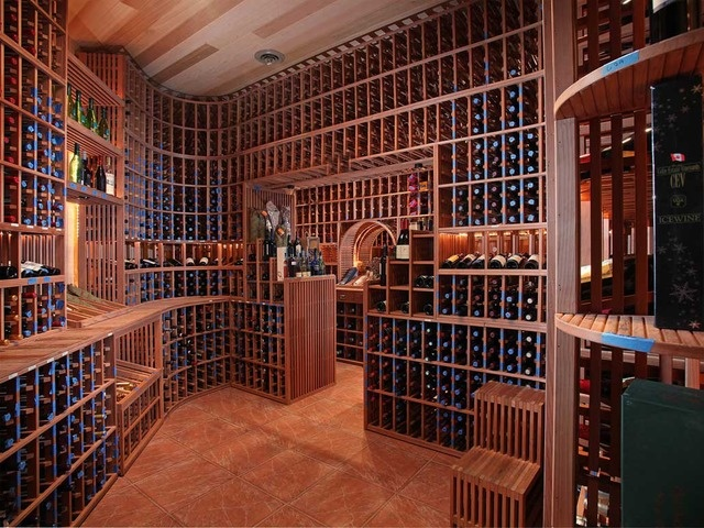 Amazing wine cellar naples florida homes pinterest for Wine cellar pinterest